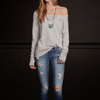 Stone Steps Beach Sweater