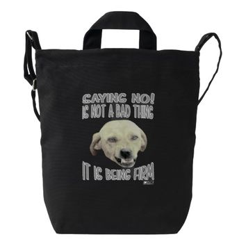 Firm Quote by Kat Worth Duck Bag