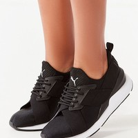 Puma Muse Satin Sneaker | Urban Outfitters