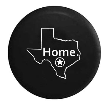 State of Texas Oscar Mike Military Sniper RV Camper Jeep Spare Tire Cover