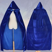Hooded Medieval Cloak