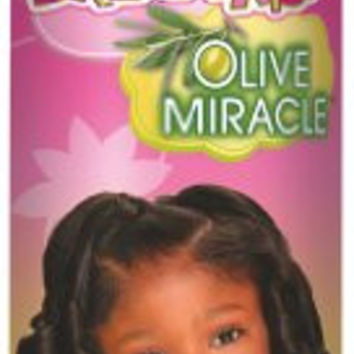 African Pride Dream Kids Olive Oil Miracle Lotion, 8 Ounce