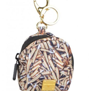 SPRAYGROUNDKINGS ARSENAL MINI KEYCHAIN BACKPACK