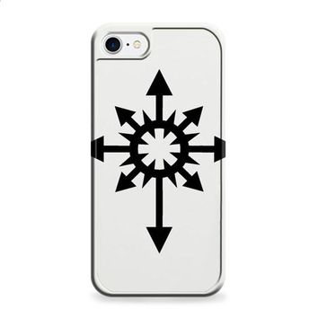 Warhammer 40k Chaos Black Legion Symbol iPhone 6 | iPhone 6S case