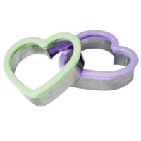 Rice Dk Heart Shaped Sandwich Cutter
