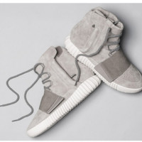 [ Free shipping ] ADIDAS YEEZY BOOST 750 (STEEL GREY ORIGINALS)