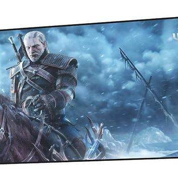 witcher mouse pad 1200x500mm mousepads HD pattern gaming mousepad gamer Fashion large personalized mouse pads keyboard pc pad