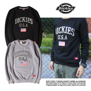 Thicken Couple High Quality Hoodies [9070631491]