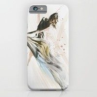 Drift Contemporary Dance iPhone & iPod Case by Galen Valle