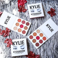[BIG SALE]Kylie Lip 6pcs Set Matt Cup Lip Gloss Kylie Jenner Gold & Lip Kit Upgraded Version Lip Gloss + Gift Box