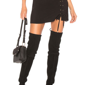 House of Harlow 1960 x REVOLVE Paige Skirt in Black | REVOLVE