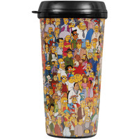 Simpsons - Travel Mug