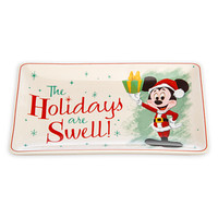 Mickey Mouse Holiday Tray - Small