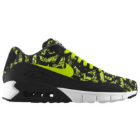 Nike Air Max 90 NM EM iD Kids' Shoe Size 6Y (Yellow)