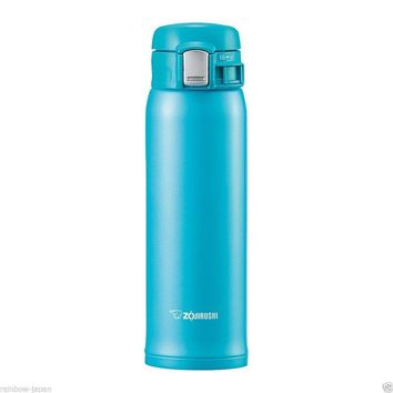 Zojirushi Stainless Steel Mug 480ml SM-SC48-AV Thermos Hot Coffee Water Bottle
