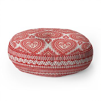 Aimee St Hill Decorative 1 Floor Pillow Round