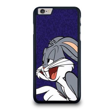 bugs bunny looney tunes iphone 6 6s plus case cover  number 1