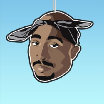 Pro & Hop - Air Freshener - 2Pac