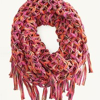 Chevron Weave Infinity Scarf | Cold Weather | rue21