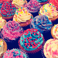 candy, colors, cupcakes, cute, delicious - inspiring picture on Favim.com