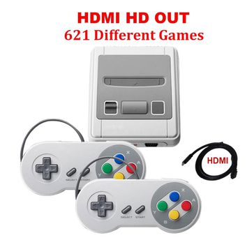 400/500/600/620/821 Games HDMI/AV Drop Shipping Retro Classic Handheld Family Mini TV Video Game Console player 8bit games