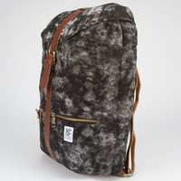 City Fellaz Dye Backpack Black One Size For Men 23269710001