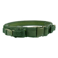 Tactical Belt Color- OD Green