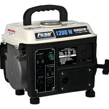 Pulsar PG1202S 900W Portable Gas-Powered Generator