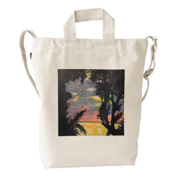 Stylish unique tote bag