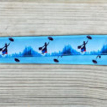 Disney Inspired Mary Poppins Lanyard