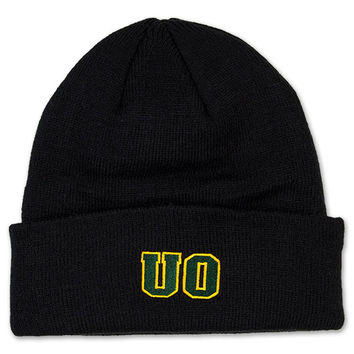 Top of the World Oregon Ducks College Simple Knit Hat