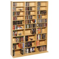 Atlantic Oskar 1080-cd Multimedia Storage Cabinet