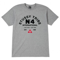 Stussy: Regal Shirt - Grey Heather