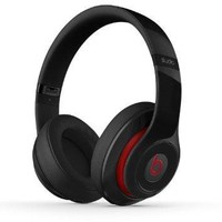 Beats Studio 2.0 WIRED Over-Ear Headphone - Black NOT WIRELESS (Certified Refurbished)