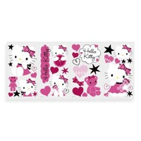 RoomMates® Hello Kitty Couture Peel and Stick Wall Decals