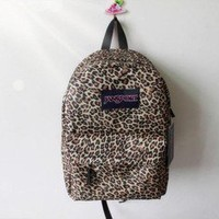 romefashion — cool fashion Mint retro Leopard VS Backpack/bag