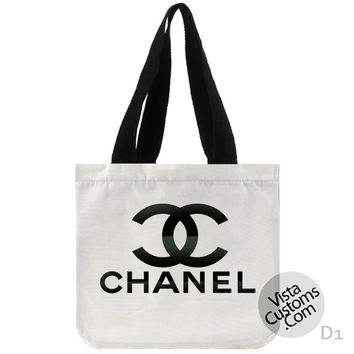 Coco Chanel New Hot, handmade bag, canvas bag, tote bag