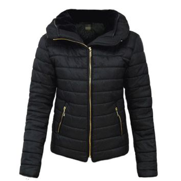 Warm Thick Women Winter Cotton Jacket