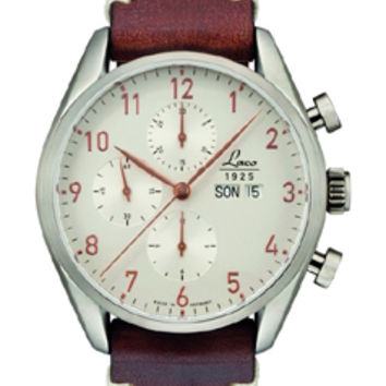Laco New York Automatic Chronograph Watch