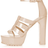 LEDGE Track Sole Platforms - Topshop