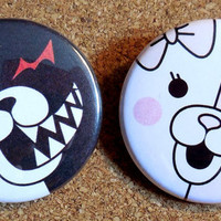 Danganronpa Button Set