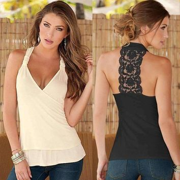 Charming Summer Women Tops