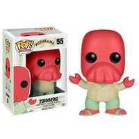 Futurama Zoidberg Pop! Vinyl Figure