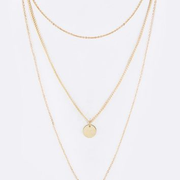 Good Faith Layering Necklaces
