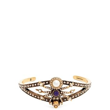 Embellished spider cuff | Alexander McQueen | MATCHESFASHION.COM US
