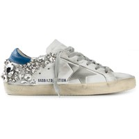 Golden Goose Deluxe Brand 'supe Star' Sneakers - Penelope - Farfetch.com