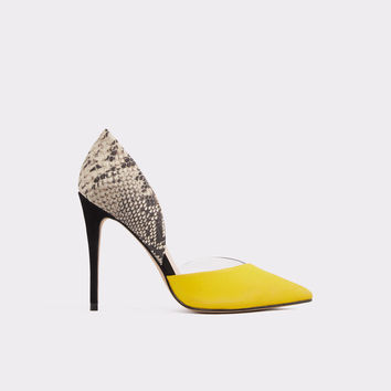 Legiralia Mustard Women's Pumps | ALDO US