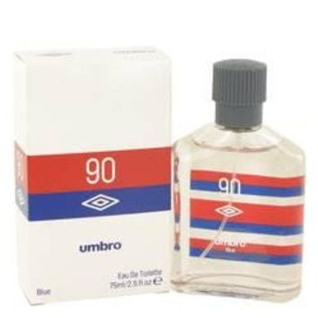 Umbro Blue Eau De Toilette Spray By Umbro