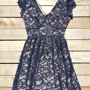 Summer Lace Party Dress