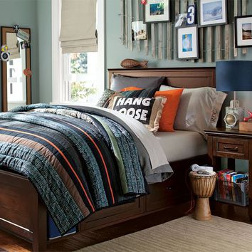 Hampton Storage Bed
